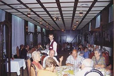 Hotel Bratislava : Restaurant BRATISLAVA