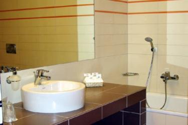 Hotel Tatra: Bagno BRATISLAVA