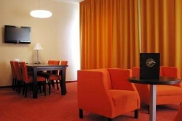 Hotel Tatra: Camera Suite BRATISLAVA