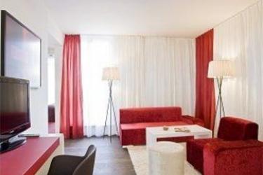 Falkensteiner Hotel Bratislava: Chambre Suite BRATISLAVA