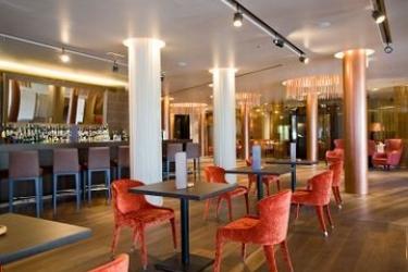 Falkensteiner Hotel Bratislava: Lounge Bar BRATISLAVA