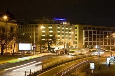 Falkensteiner Hotel Bratislava: Esterno BRATISLAVA