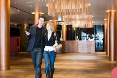 Falkensteiner Hotel Bratislava: Lobby BRATISLAVA
