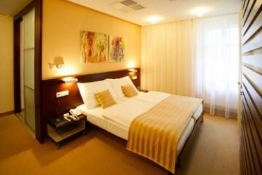 Hotel Michalska Brana: Bedroom BRATISLAVA