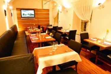 Hotel Michalska Brana: Restaurant BRATISLAVA