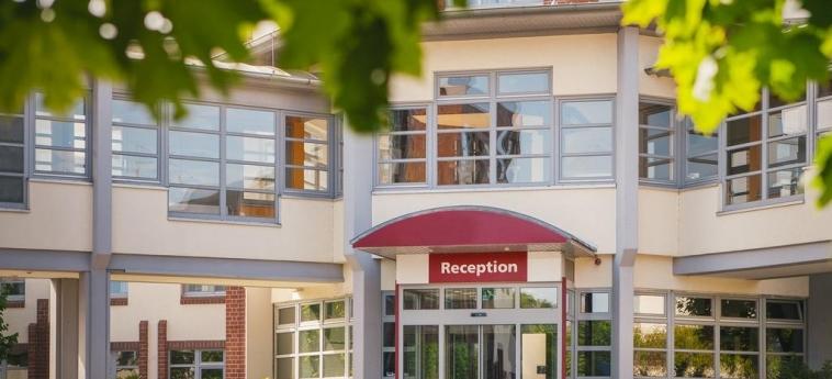 Vienna House Easy Braunschweig: Entrée BRAUNSCHWEIG