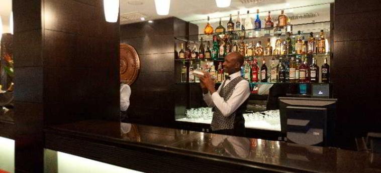 Hotel Ledger Plaza Maya Maya: Bar BRAZZAVILLE