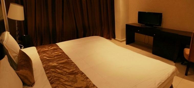 Mikhael's Hotel: Apartment BRAZZAVILLE