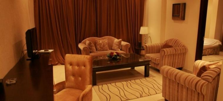 Mikhael's Hotel: Room - Double Club BRAZZAVILLE
