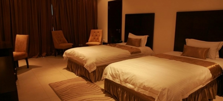 Mikhael's Hotel: Room - Single BRAZZAVILLE