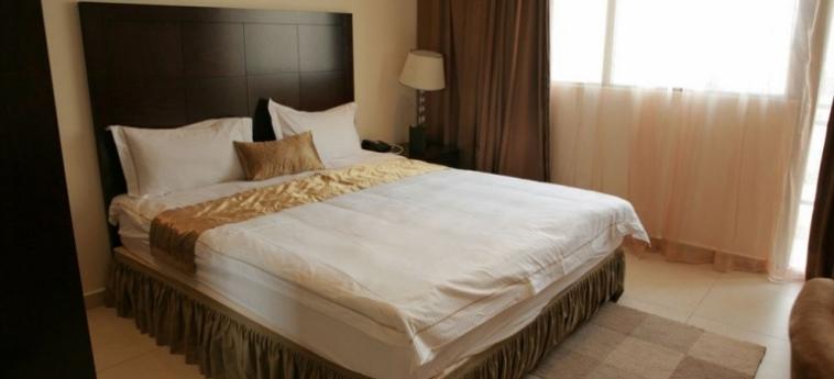 Mikhael's Hotel: Room - Suite BRAZZAVILLE
