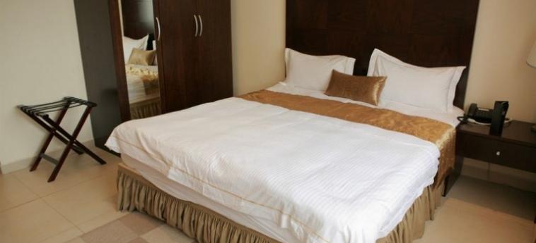 Mikhael's Hotel: Suite Room BRAZZAVILLE