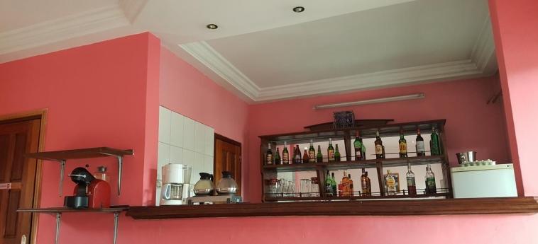 Hotel Residence Saint-Jacques Brazzaville: Bar BRAZZAVILLE