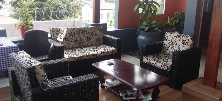 Hotel Residence Saint-Jacques Brazzaville: Detail BRAZZAVILLE