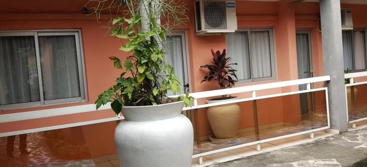 Hotel Residence Saint-Jacques Brazzaville: Exterior BRAZZAVILLE