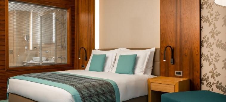 Hotel Radisson Blu M'Bamou Palace: Room - Double BRAZZAVILLE