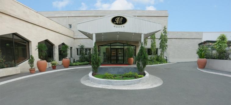 Hotel Marina Residence: Exterior BRAZZAVILLE