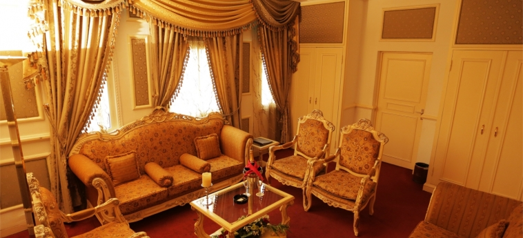 Hotel Marina Residence: Living Room BRAZZAVILLE