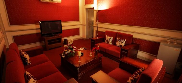 Hotel Marina Residence: Suite Room BRAZZAVILLE
