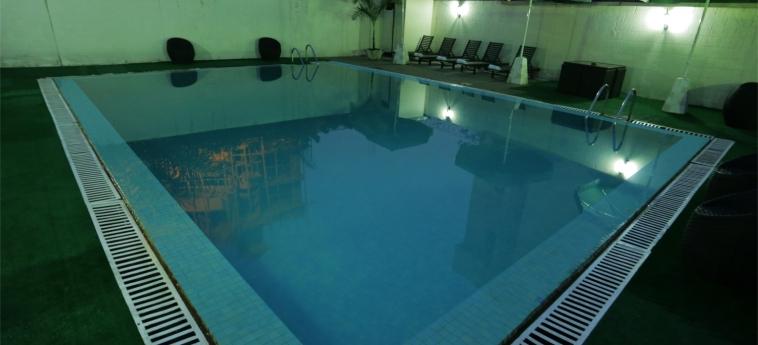 Hotel Marina Residence: Swimming Pool BRAZZAVILLE