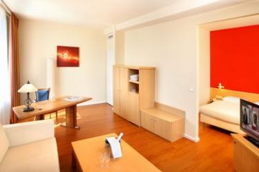 Star Inn Hotel Bremen Columbus: Chambre Suite BREME