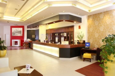 Star Inn Hotel Bremen Columbus: Lobby BREME