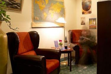 Star Inn Hotel Bremen Columbus: Lounge Bar BREME