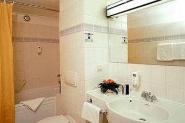 Star Inn Hotel Bremen Columbus: Salle de Bains BREME
