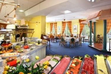 Star Inn Hotel Bremen Columbus: Salle de Petit Déjeuner BREME