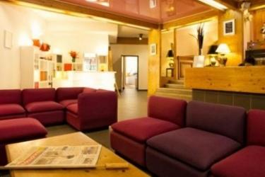 Soleil Vacances Parc Hotel Residence: Lobby BRIANCON