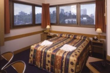 Hotel George Williams: Schlafzimmer BRISBANE - QUEENSLAND