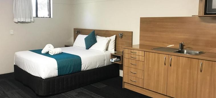 Sunnybank Star Hotel & Apartments: Gastzimmer Blick BRISBANE - QUEENSLAND