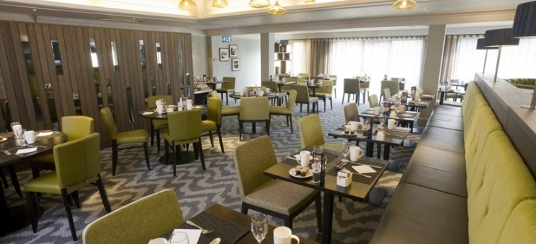 Doubletree By Hilton Hotel Bristol North: Breakfast Room BRISTOL