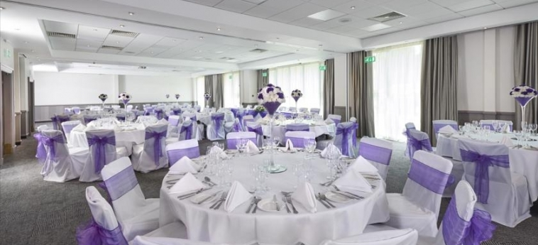Doubletree By Hilton Hotel Bristol North: Ceremony Room BRISTOL