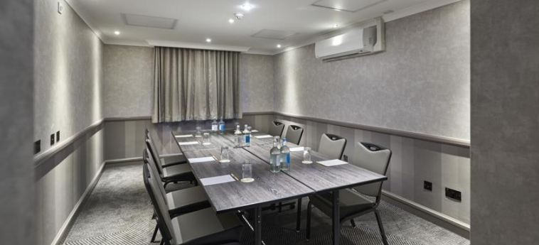 Doubletree By Hilton Hotel Bristol North: Meeting Room BRISTOL