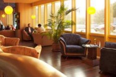 Hotel Cosmopolitan Bobycentrum: Hall BRNO