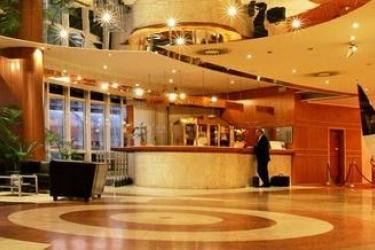 Hotel Cosmopolitan Bobycentrum: Reception BRNO