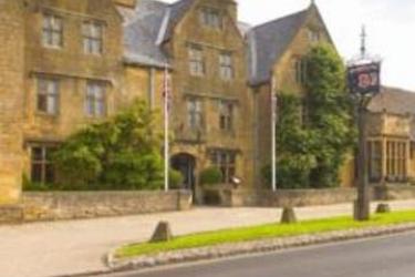 Hotel The Lygon Arms: Außen BROADWAY