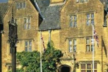Hotel The Lygon Arms: Fassade BROADWAY
