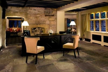 Hotel The Lygon Arms: Lobby BROADWAY