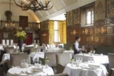 Hotel The Lygon Arms: Restaurant BROADWAY