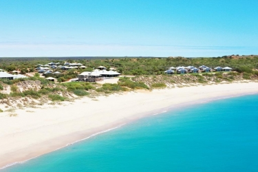 Eco Beach Wilderness Retreat: Exterior BROOME - WESTERN AUSTRALIA