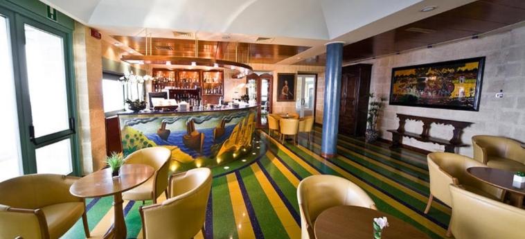Hotel Venus Sea Garden: Bar BRUCOLI - SIRACUSA