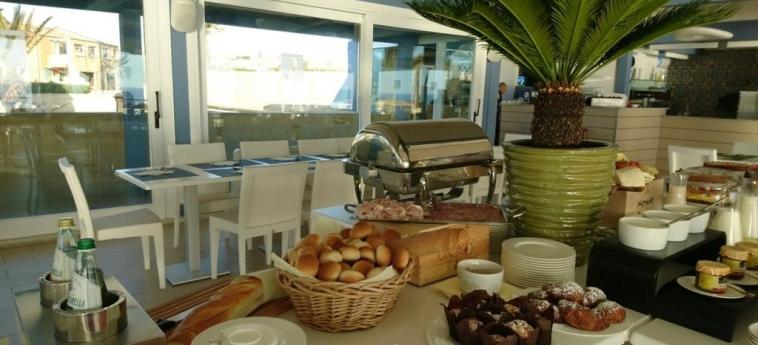 Hotel Venus Sea Garden: Buffet BRUCOLI - SIRACUSA