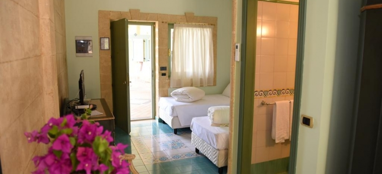 Hotel Venus Sea Garden: Camera Doppia - Twin BRUCOLI - SIRACUSA