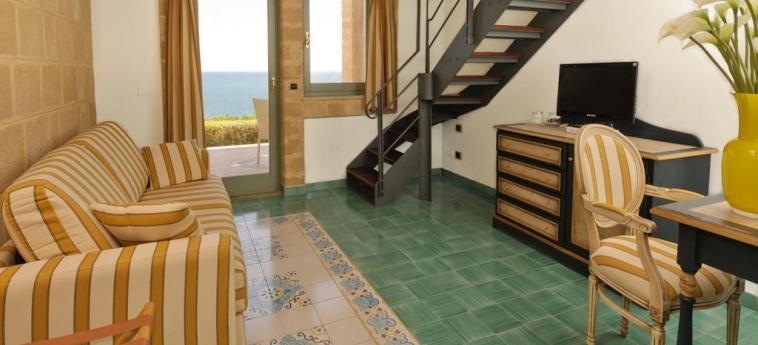 Hotel Venus Sea Garden: Dettaglio BRUCOLI - SIRACUSA