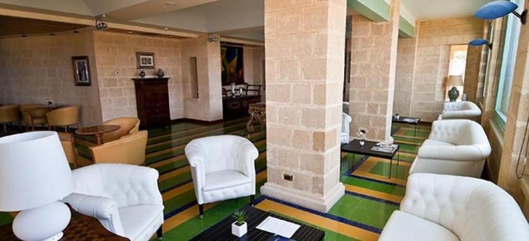 Hotel Venus Sea Garden: Lobby BRUCOLI - SIRACUSA