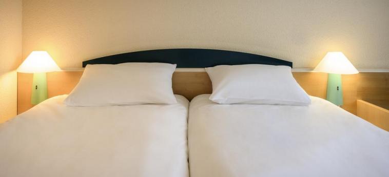 Hotel Ibis Brugge Centrum: Chambre BRUGES