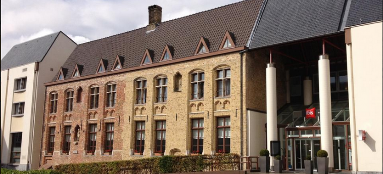 Hotel Ibis Brugge Centrum: Extérieur BRUGES