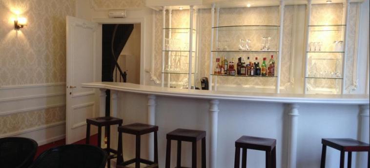 Hotel Hans Memling: Bar Interne BRUGES